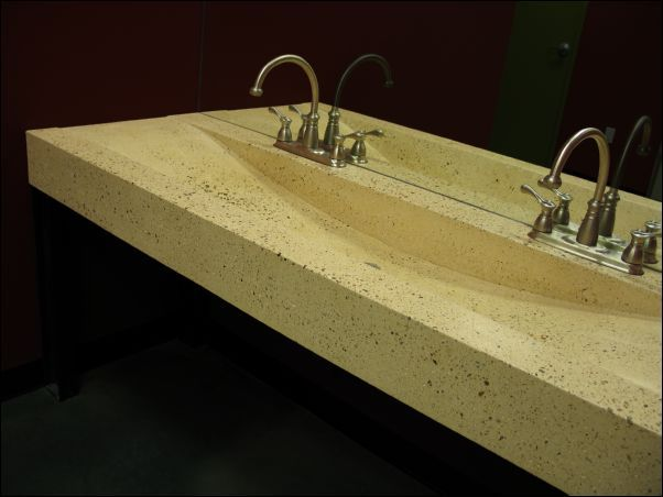 Trough Sinks For Bathrooms Trough Sinks Integral Countersinks Vessel Sinks Sustainable Where