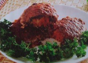 Sanatate cu pofta de viata: Retete sanatoase - Rulada de carne umpluta cu orez...
