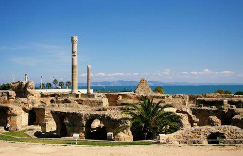 Excursion Tunis Carthage :: New Look Travel Agence de voyage en Tunisie