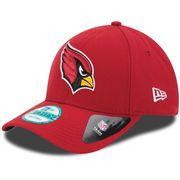 New Era Arizona Cardinals Cardinal The League 9FORTY Adjustable Hat :https://athletic.city/football/gear/new-era-arizona-cardinals-cardinal-the-league-9forty-adjustable-hat/