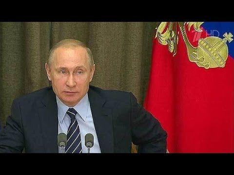 В.Путин сообщил, каким будет ответ России на развертывание американских ...
