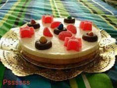 La cocina de Pssssss: TARTA TRES CHOCOLATES EN THERMOMIX ®