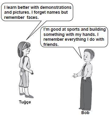 2014 TEOG 1. Dönem İngilizce Sınavını testaleminde online olarak çözebilirsiniz. #teog #ingilizce #sınav
