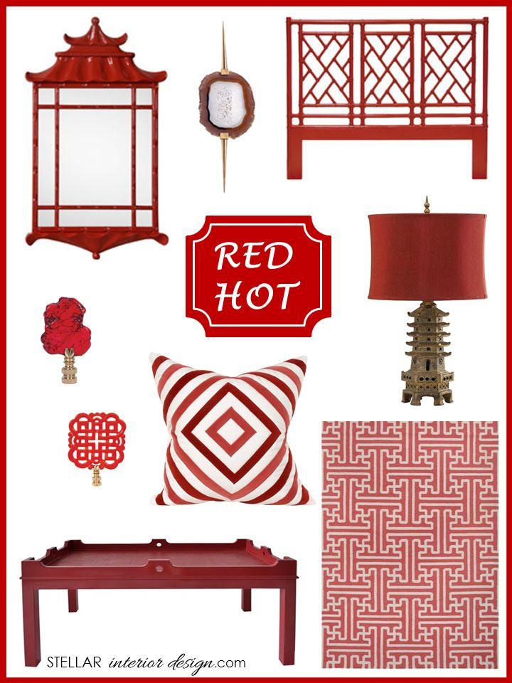 Interior Design Boards Zinc Door Red Home Dcor Online Services
