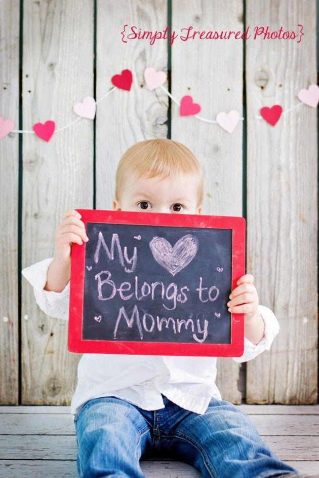 30 Cute Valentine's Day Children Photos   Ah I love. Next your for sure!!!