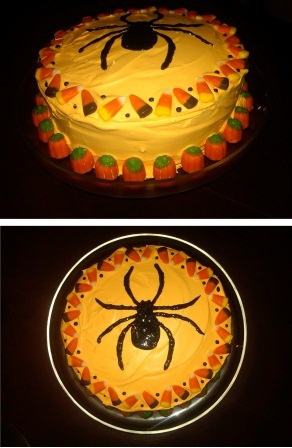 8 best Kryst Cake ideas images on Pinterest Conch fritters - halloween cake decorations