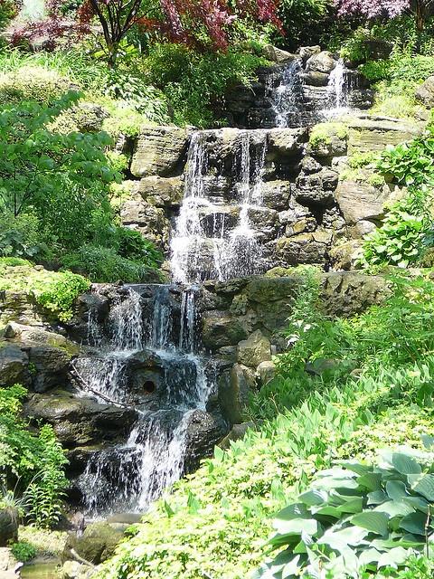 High Park Toronto - Waterfall 2 by stevenharris, via Flickr