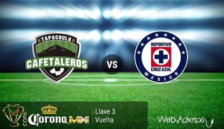 Tapachula vs Cruz Azul, Copa MX Clausura 2016 ¡En vivo por internet! - https://webadictos.com/2016/03/09/tapachula-vs-cruz-azul-copa-mx-clausura-2016/?utm_source=PN&utm_medium=Pinterest&utm_campaign=PN%2Bposts