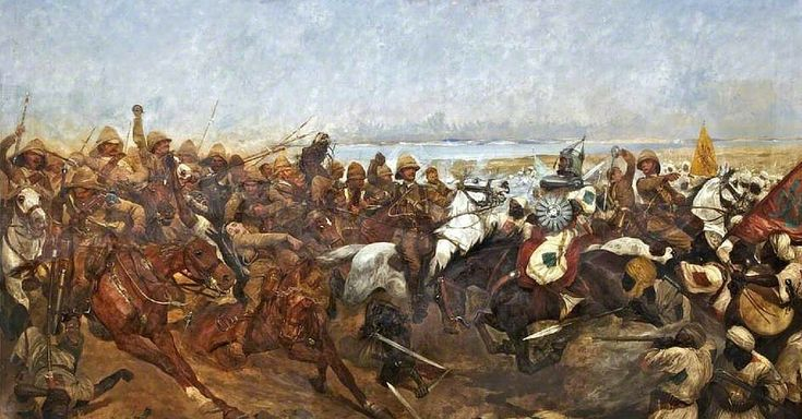 Battle of Omdurman - When The British With 11,000 Soldiers Took On 60,000 Natives in Sudan, Losing 47 Killed - https://www.warhistoryonline.com/war-articles/battle-of-omdurman-when-the-british-with-11000-soldiers-took-on-60000-natives-in-sudan-losing-47killed.html
