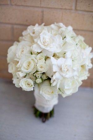 White-Rose-and-Gardenia-Bouquet