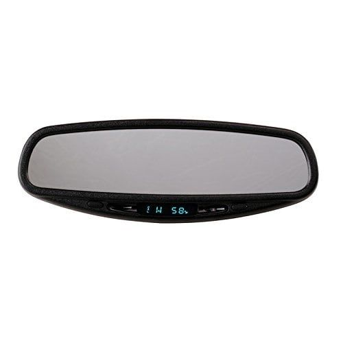 Brandmotion 1110-2519 OEM Auto Dimming Mirror with Comp/Temp