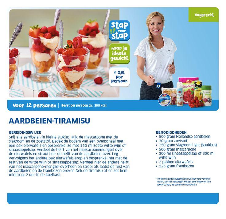 Aardbeien-tiramisu - Lidl Nederland