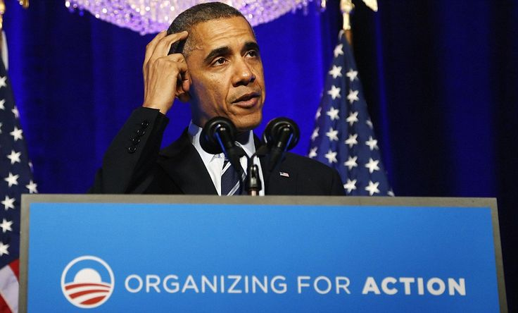Obama: I never promised you could keep your insurance (cue the video)