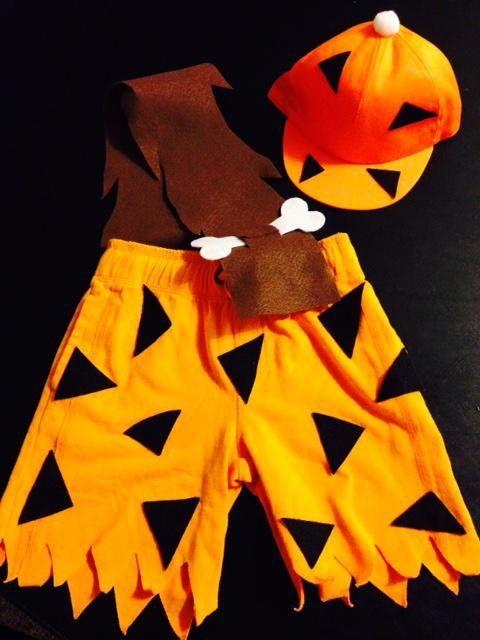 Bamm Bamm Rubbles Costume.