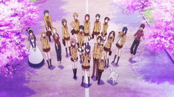 Seitokai Yakuindomo Season 2 Episode #01 Anime Review