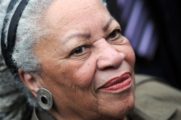 """Toni Morrison: Fear Of Losing White Privilege Led To Trump's Election """"The comfort of being 'naturally better than' is hard to give up."""""""