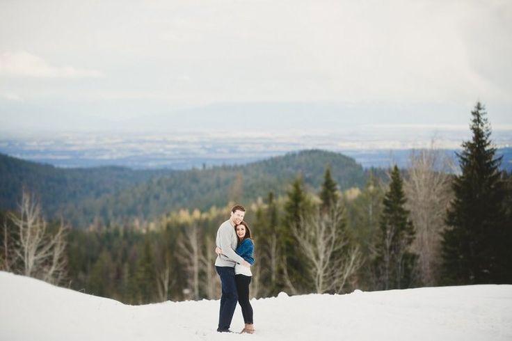 Whitefish Engagement Photographer | Whitefish Lake & Whitefish Mountain Resort | Megan & Sean — Whitefish Wedding Photographer | Jennifer Mooney Photography | Glacier | Flathead Valley Wedding Photographer