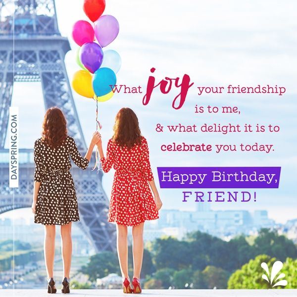 Friendship Joy