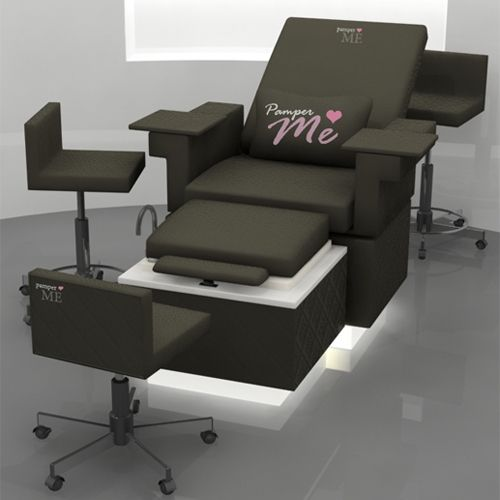 PamperME Pedicure Chair & Foot Spa