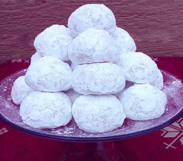 Russian Tea Cakes | {all things delicious} | Pinterest