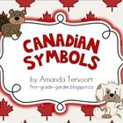 This is a fun Social Studies unit for studying Canadian symbols. Here's what is included:p. 3-5 -- What is a symbol? (poster and writing page)p....