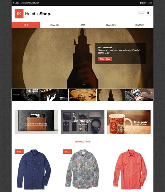 This Bootstrap PrestaShop theme features a responsive layout, more than 500 Google Fonts, CSS3 and HTML5 code, a clean design, unlimited colors and backgrounds, a product slider, 18 payment icons, and more.