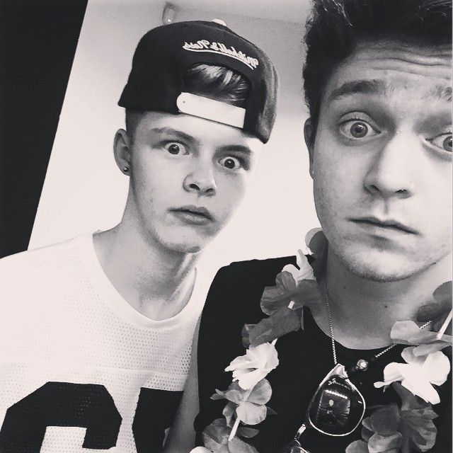 Connor Ball and Nate Parker {The Tide}