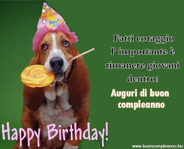 Souvent 30 best auguri images on Pinterest | Happy birthday, Birthday  KM18
