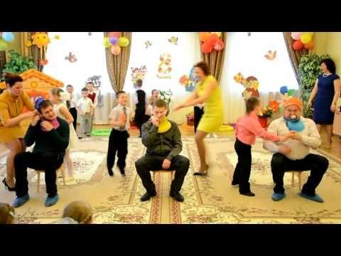 "8 Марта Игра ""Путешествие в детство"" детский сад 15 ""Светлячок"" Коломна - YouTube"