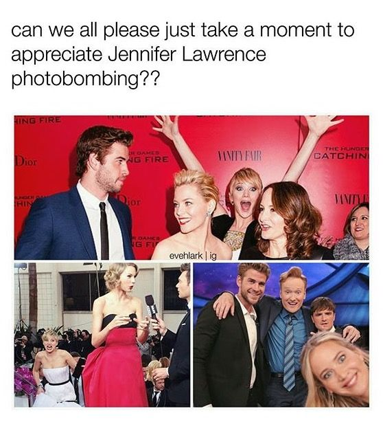 "I love Josh's face in the last one, ""Jennifer!"""