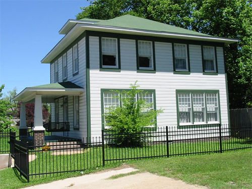 President William Jefferson Clinton Birthplace Home National Historic Site - Wikipedia, the free encyclopedia