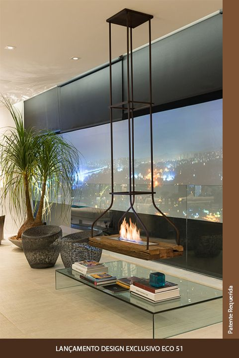 Ecofireplaces | Lareiras Ecológicas