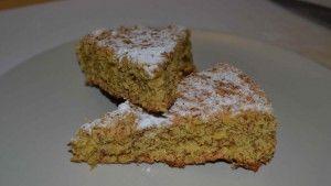 torta di mandorle gluten free