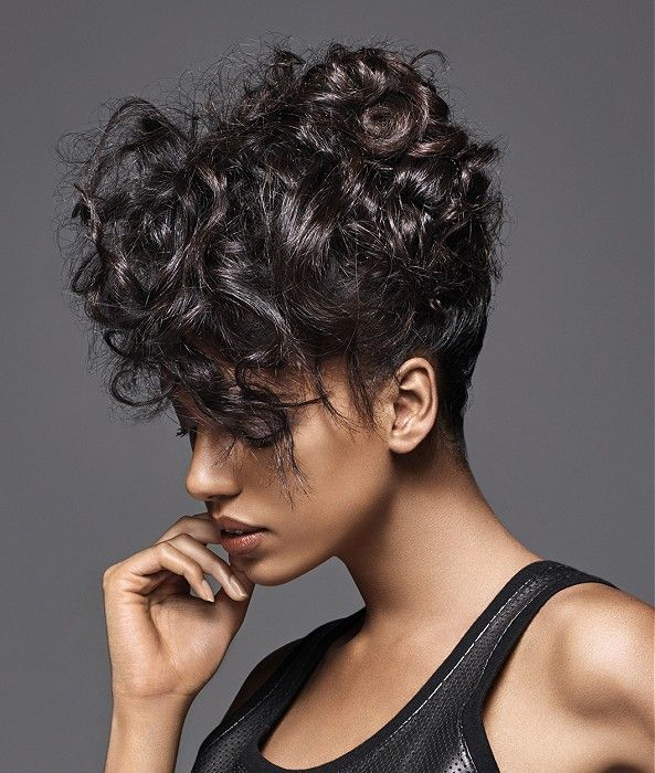 30 Trending Short Curly Pixie Ideas You Will Fall In Love - Easy Hairstyles
