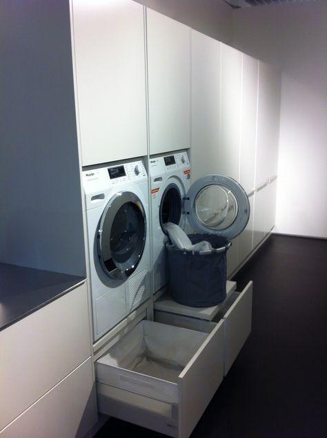 Miele Waschküche / Miele Hauswirtschaftsraum – #H…