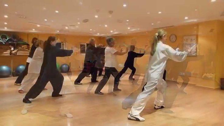 Tai Chi Chuan: La serie de 10 ejercicios con manos vacías, estilo Yang