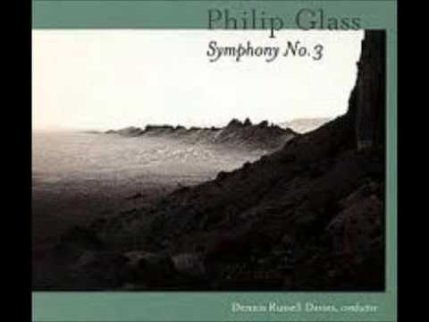 """""""Symphony No. 3"""" by Philip Glass (1995). They call this piece on of Glass' most traditional works but is a great introduction into music of the late 20th century. Here, Glass pulls upon traditional Baroque storytelling musical design (passacaglia, for example) and expands upon it with tonal and rhythmic experiments. A gorgeous piece... from 1995!"""
