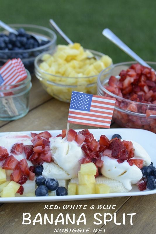 4th of july recipes cold