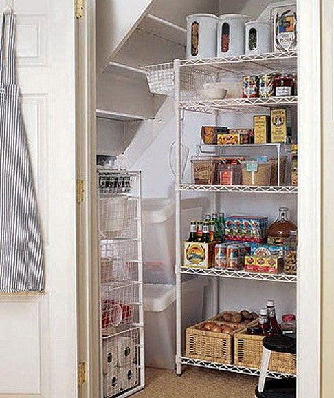 Kitchen Pantry Organization Storage: 31 Best Pantry Designs Images On Pinterest