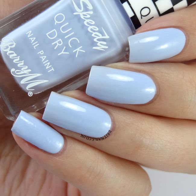 Barry M Speedy Quick Dry Collection - Eat My Dust