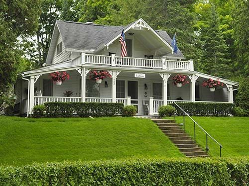 1768 best images about michigan on pinterest lakes for Cottage builders in michigan