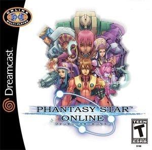 Complete Phantasy Star Online Ver.2 - Dreamcast Game