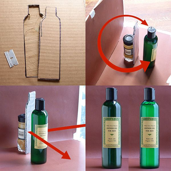 Great product photography tips.. simple how-to for getting studio quality shots at home with everyday materials.