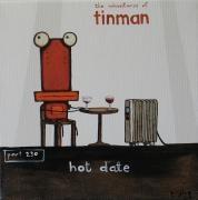 Tony Cribb is SO funny.  I LOVE the tin man