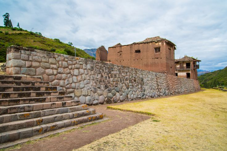 Tarawasi Inca Ruins en route to our first lodge @experiencemlp