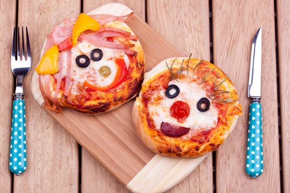 #pizza #kidscooking #recipes #thebabyview.com