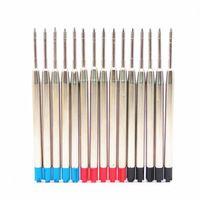 καταστήματα εργοστάσιο υψηλής ποιότητας 10 τεμ.  Parker τύπο ποικιλία χρωμάτων Μαύρο Μπλε Κόκκινο μελάνι ξαναγεμίζετε Medium Pen Στυλό Νέα