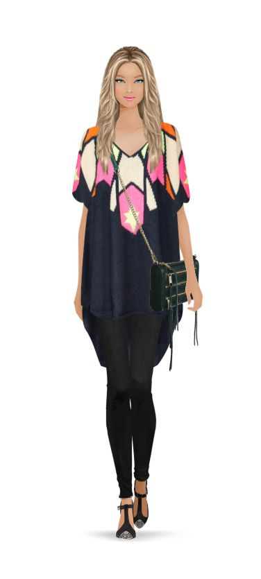 Covet fashion! Stylist Ri Get the app Covet fashion! Style your outfit! Enter it in! And see what your score is!