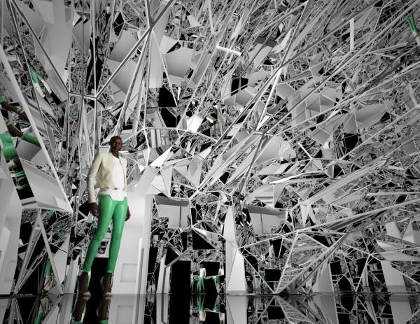 Gage / Clemenceau Architects. Reflection case studyFashion Weeks, Nicolaformichetti, Studios Design, Nicolas Formichetti, Lady Gaga, Buildings Fashion, New York Fashion, Architecture, Gages Clemenceau Architects