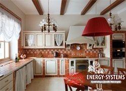 Дизайн-проект кухни в доме. ПРОЕКТИРОВАНИЕ ИНТЕРЬЕРА КУХНИ В ЧАСТНОМ ДОМЕ  Частные дома и коттеджи с каждым годом все популярнее у собственников, что не удивительно, ведь это большие, просторные и уютные жилища, в которых можно организовать очень удобные и комфортные условия... http://energy-systems.ru/main-articles/architektura-i-dizain/8501-dizayn-proekt-kuhni-v-dome #Архитектура_и_дизайн #Дизайн_проект_кухни_в_доме